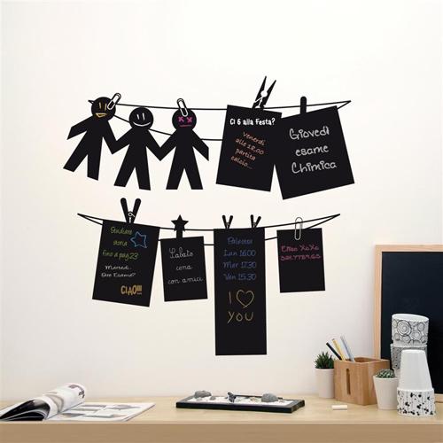 Wall stickers vinyluse vendita online design trasparente