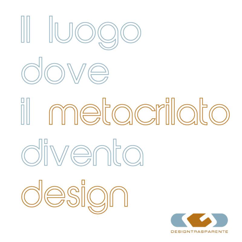 Design store online lavorazioni plexiglass Roma