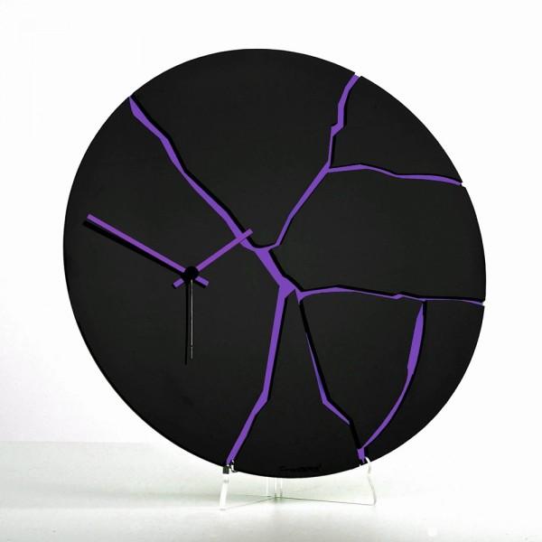 Orologio da muro moderno design in plexiglass