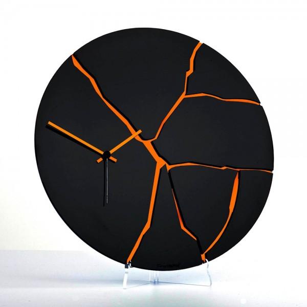 Orologio di design da parete in plex
