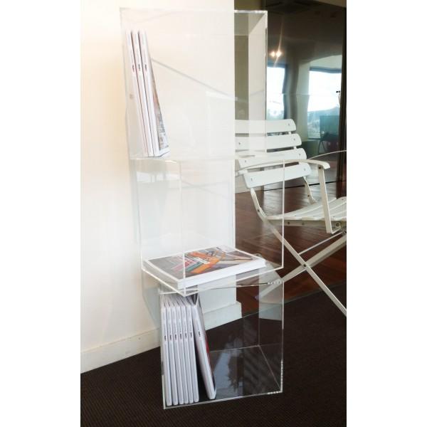 cubi componibili plexiglass