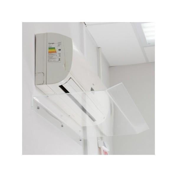 deflettore aria condizionatori split
