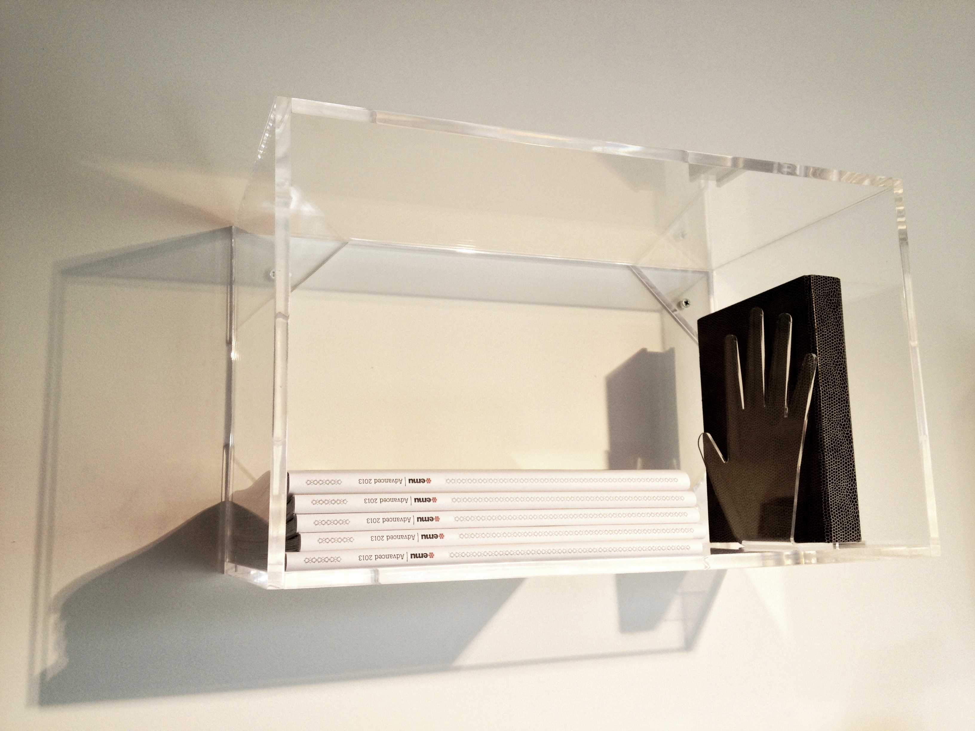 Cubi plexiglas trasparente