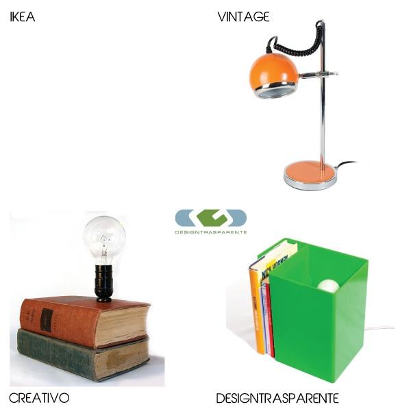 Lampade comodino moderne