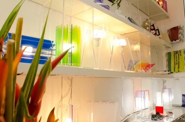 Lampade plexiglass