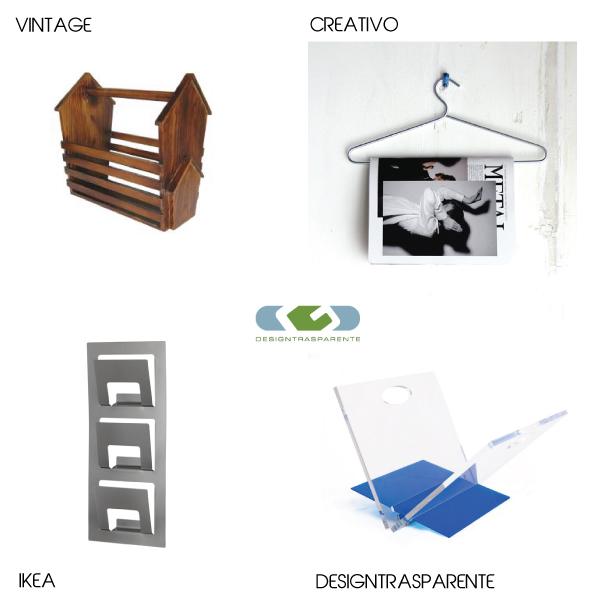 design shop online portariviste plexiglass