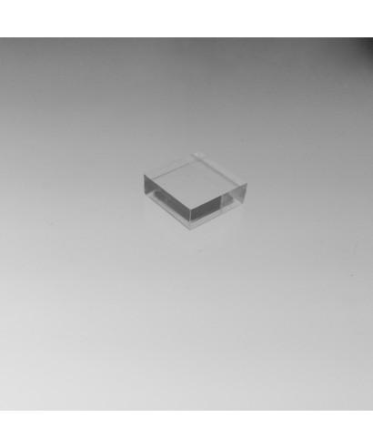 Quadrotti trasparenti 1x1 conf. 10 pz