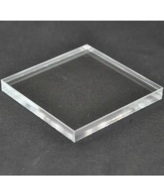 Placas transparente para técnicos dentales bases de metacrilato