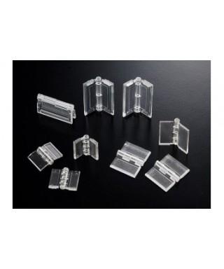 Cerniera grande in plexiglass - 2 pz