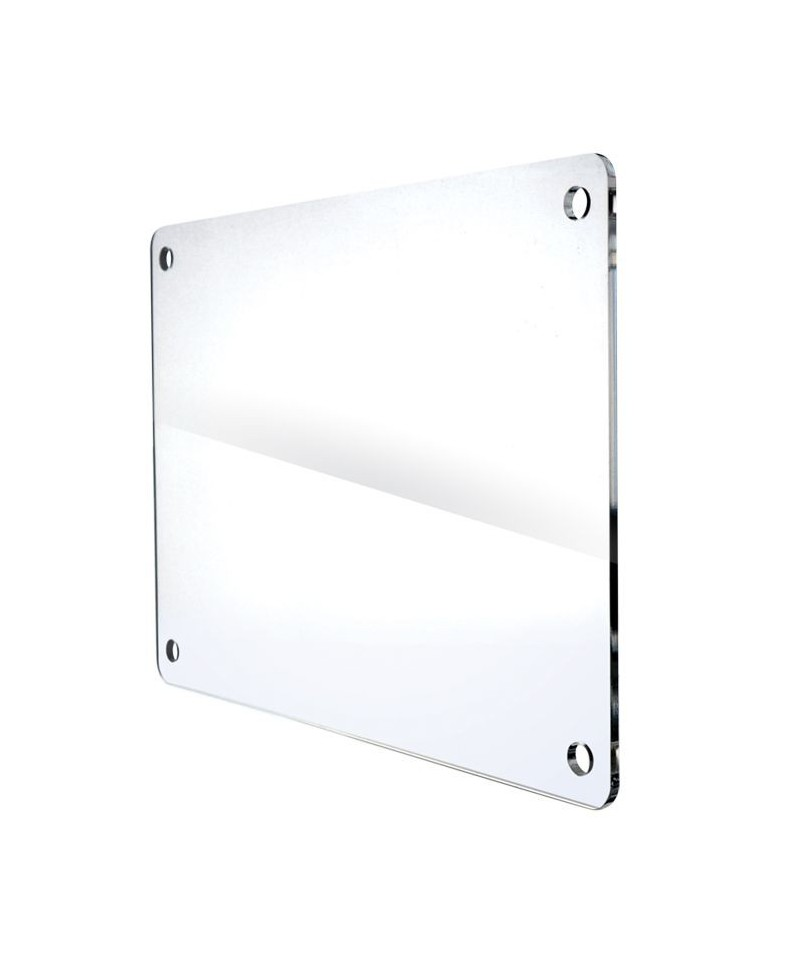 Wall perspex office plate 30x20 cm