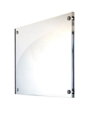 Targa in plexiglass cm 30x20