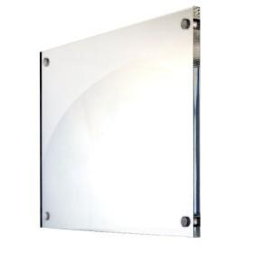 Targa in plexiglass cm 25x18