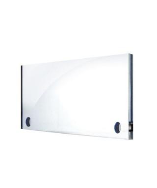 Targa in plexiglass cm 13x8