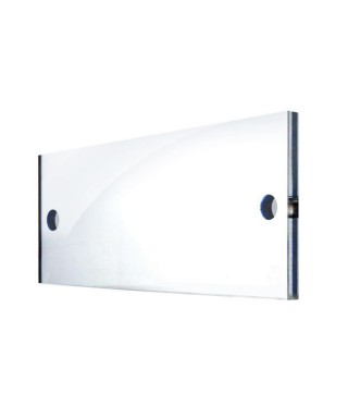 Targa in plexiglass cm 20x10