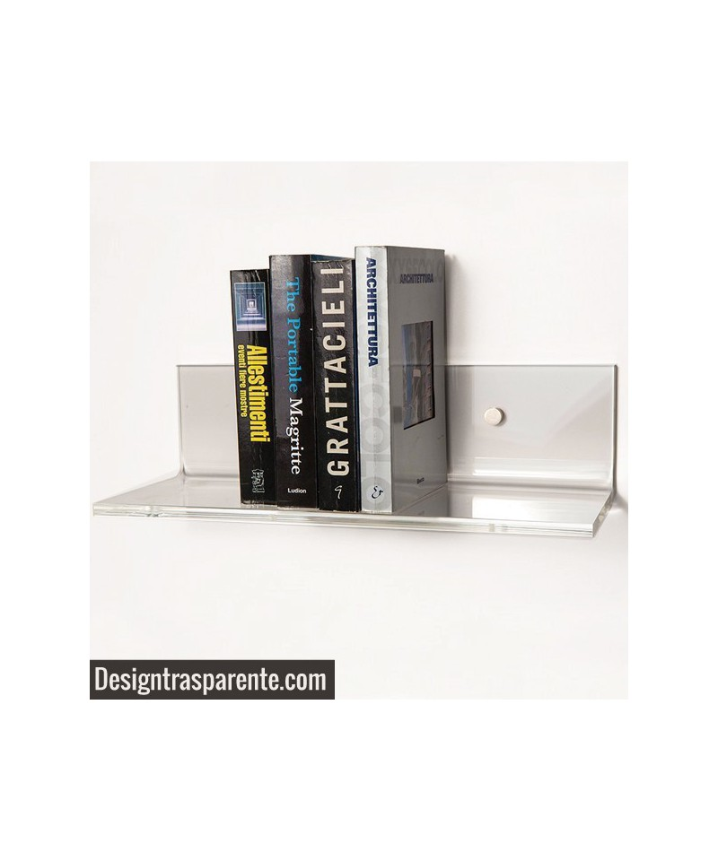 Clear acrylic shelve 55x20
