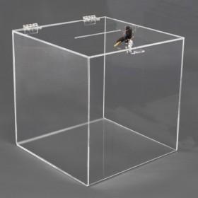 Box Urna Trasparente