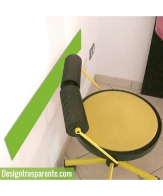 Fasce paracolpi verde 99x14cm (3mm)