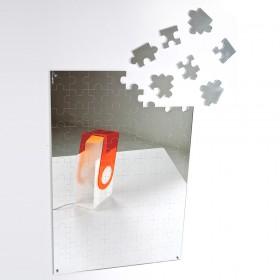 Acrylic puzzle mirror 60x40 unbreakable