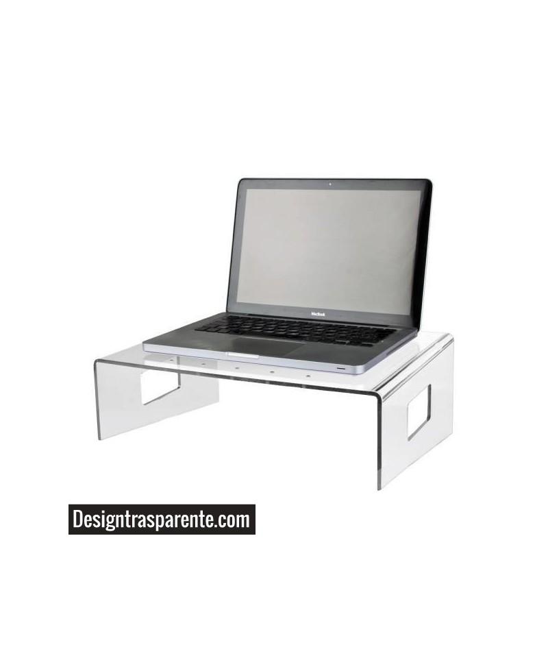 Supporto per pc portatile trasparente - Porta phon ikea ...