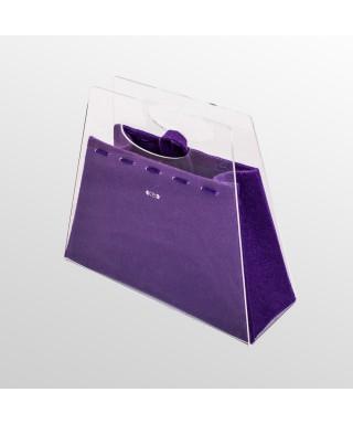 Borsetta fashion in plexiglass - Chicca