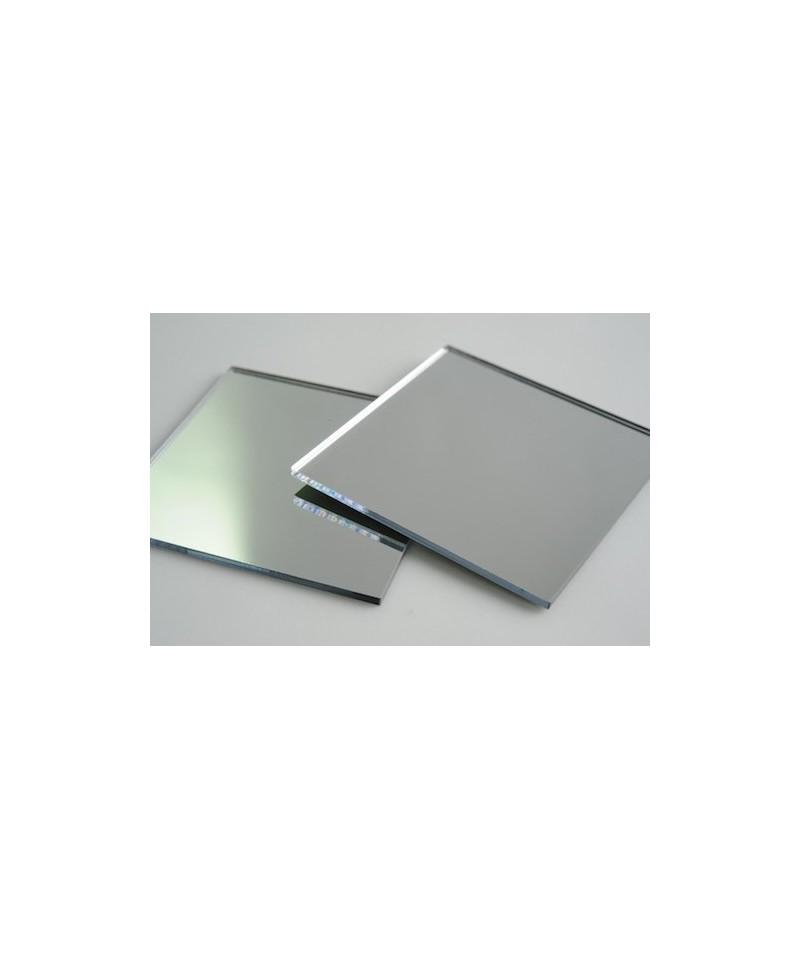 Lastra plexiglass specchio argento - Lastre di specchio ...