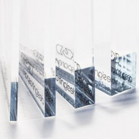 3mmClear Acrylic – customised sheets and panels