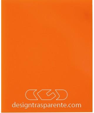 710 Transparent Orange Acrylic – customised sheets and panels