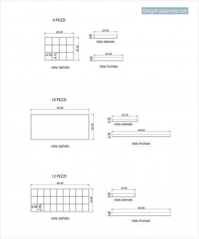 Acrylic glue kit