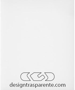 Lastra plexiglass bianco opal diffusore 140 acridite
