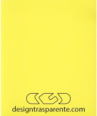 Lastra plexiglass giallo limone non trasparente - diffusore acridite 751