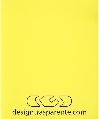 Lastra plexiglass giallo limone pieno acridite 751 su misura