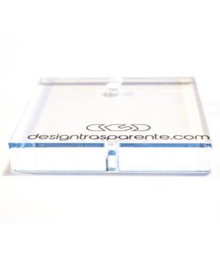 Planchas Metacrilato transparente de 10 mm láminas y paneles