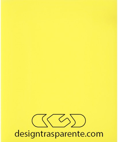 Plexiglass 3 mm giallo limone non trasparente - diffusore acridite 751 cm 150x100