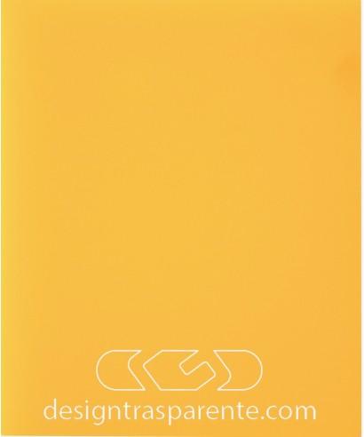 Plexiglass 3 mm giallo ocra non trasparente - diffusore acridite 742 cm 150x100