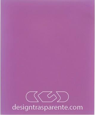 Plexiglass 3 mm viola lilla non trasparente - diffusore acridite 430 cm 150x100