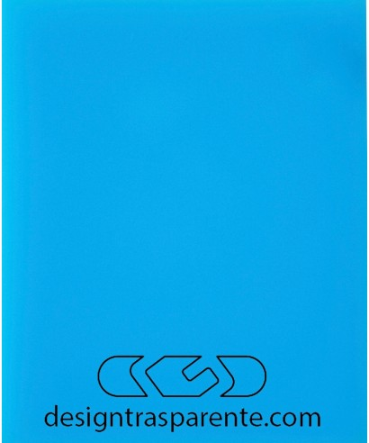 Plexiglass 3 mm celeste pieno non trasparente - diffusore acridite 692 cm 150x100