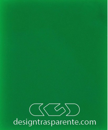 Plexiglass 3 mm verde muschio non trasparente - diffusore acridite 233 cm 150x100