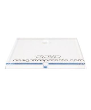 4 Lastre Plexiglass SU MISURA Trasparente 5 mm