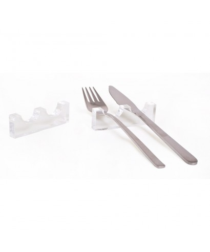 Acrylic cutlery holder original decoration for your table