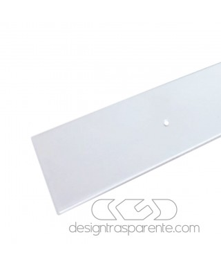 protector de paredes alto grosor cm 99 de metacrilato transparente