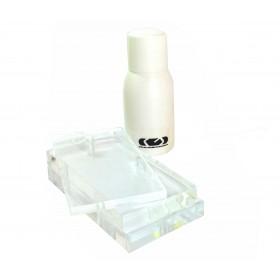 Colla rapida per plexiglass flacone piccolo a solvente presa rapida