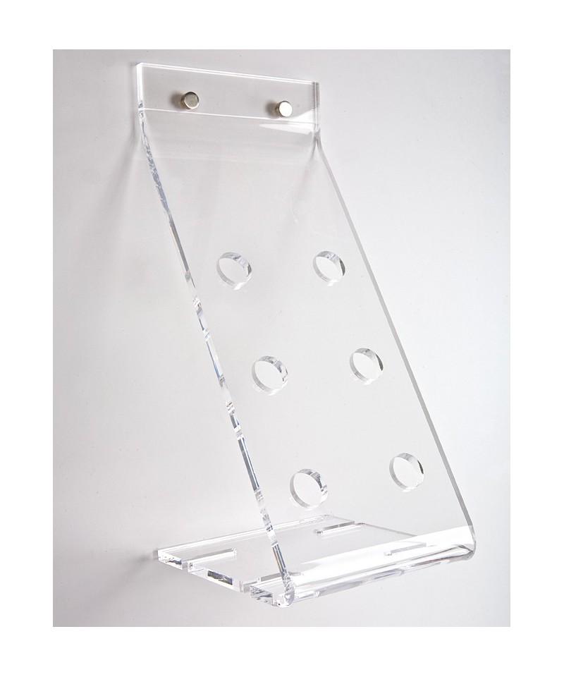 Portabottiglie vino da parete design in plexiglass prezzi - Specchio plexiglass prezzi ...