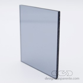 822 Transparent Grey Cast Acrylic – customised sheets and panels