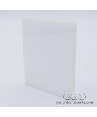 Lastra plexiglass bianco opal diffusore 140 acridite su misura