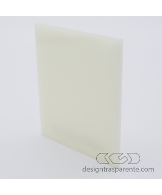 771 Ivory White Perspex Acrylic Sheet - costumized sheets and panels