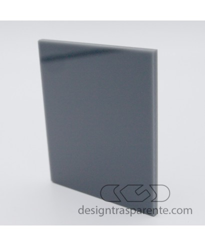 890 Solid Grey Perspex Acrylic Sheet - costumized sheets and panels