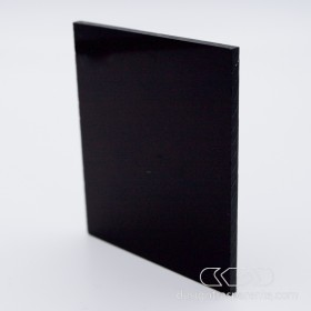 Plancha Metacrilato Negro Brillante 80 – laminas y paneles a medida