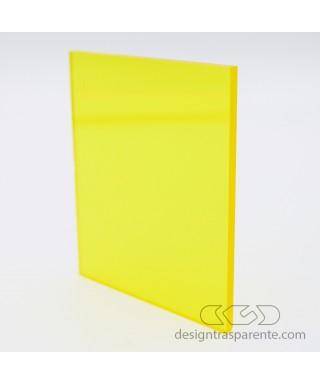Plancha Metacrilato Amarillo Limón 751 – laminas y paneles a medida