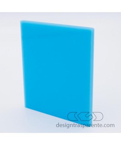 Lastra plexiglass celeste pieno acridite 692 su misura