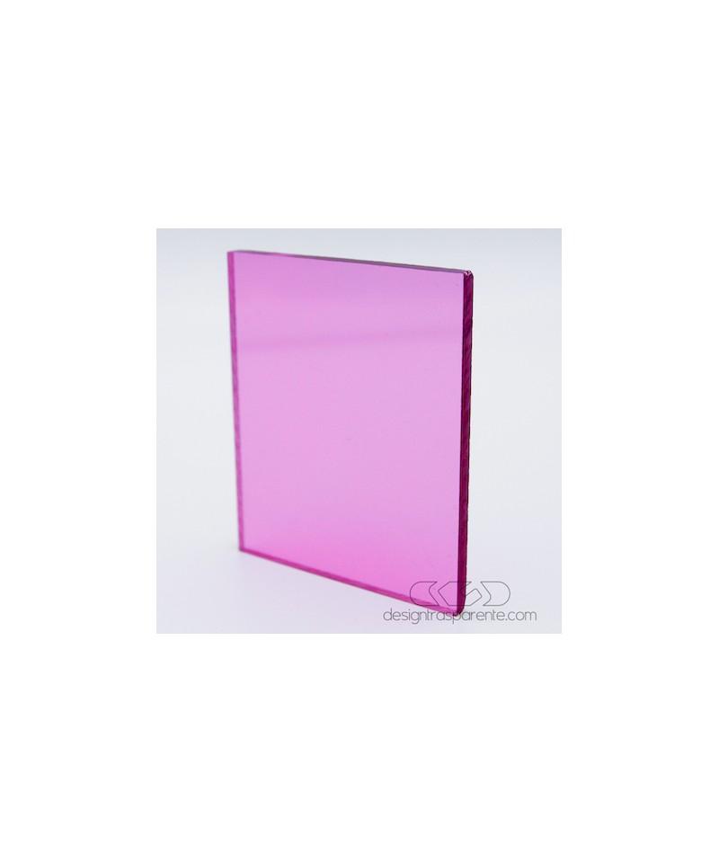 Planchas Metacrilato rosa lila 430 - láminas y paneles a medida